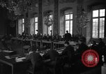 Image of war crime trials Ludwigsburg Germany, 1946, second 10 stock footage video 65675056091