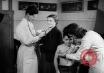 Image of displaced persons and refugees after World War 2 Europe, 1945, second 6 stock footage video 65675056100