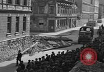 Image of British truck Vienna Austria, 1945, second 3 stock footage video 65675056106