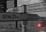 Image of German refugees Germany, 1945, second 12 stock footage video 65675056107
