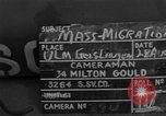 Image of German refugees Germany, 1945, second 2 stock footage video 65675056108