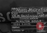 Image of German refugees Germany, 1945, second 3 stock footage video 65675056108