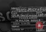 Image of German refugees Germany, 1945, second 4 stock footage video 65675056108