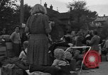 Image of German refugees Germany, 1945, second 6 stock footage video 65675056108
