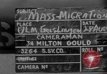 Image of German refugees Germany, 1945, second 2 stock footage video 65675056110