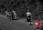 Image of German refugees Germany, 1945, second 7 stock footage video 65675056110