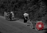 Image of German refugees Germany, 1945, second 8 stock footage video 65675056110