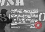 Image of German refugees Ulm Germany, 1945, second 2 stock footage video 65675056111