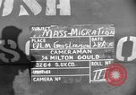 Image of German refugees Ulm Germany, 1945, second 3 stock footage video 65675056111