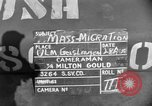Image of German refugees Ulm Germany, 1945, second 4 stock footage video 65675056111