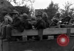 Image of German refugees Ulm Germany, 1945, second 8 stock footage video 65675056111