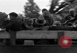 Image of German refugees Ulm Germany, 1945, second 9 stock footage video 65675056111