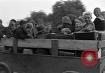 Image of German refugees Ulm Germany, 1945, second 10 stock footage video 65675056111