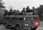 Image of German refugees Ulm Germany, 1945, second 11 stock footage video 65675056111