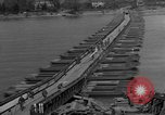 Image of Bailey bridge Remagen Germany, 1945, second 4 stock footage video 65675056114