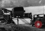 Image of Bailey bridge Remagen Germany, 1945, second 11 stock footage video 65675056114