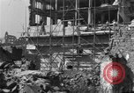 Image of rebuilding activities Pforzheim Germany, 1949, second 8 stock footage video 65675056119