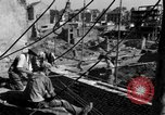Image of rebuilding activities Pforzheim Germany, 1949, second 8 stock footage video 65675056120
