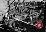 Image of rebuilding activities Pforzheim Germany, 1949, second 9 stock footage video 65675056120