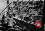 Image of rebuilding activities Pforzheim Germany, 1949, second 11 stock footage video 65675056120