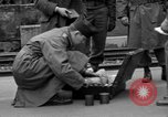 Image of American soldiers Heidelberg Germany, 1945, second 9 stock footage video 65675056126