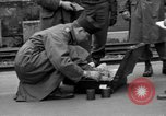 Image of American soldiers Heidelberg Germany, 1945, second 10 stock footage video 65675056126
