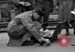 Image of American soldiers Heidelberg Germany, 1945, second 12 stock footage video 65675056126