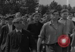 Image of Russian Displaced Persons Camp Heidelberg Germany, 1945, second 6 stock footage video 65675056135