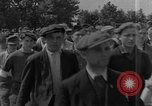 Image of Russian Displaced Persons Camp Heidelberg Germany, 1945, second 7 stock footage video 65675056135