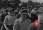 Image of Russian Displaced Persons Camp Heidelberg Germany, 1945, second 9 stock footage video 65675056135