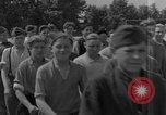 Image of Russian Displaced Persons Camp Heidelberg Germany, 1945, second 11 stock footage video 65675056135