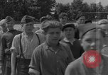 Image of Russian Displaced Persons Camp Heidelberg Germany, 1945, second 12 stock footage video 65675056135