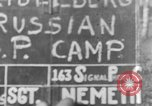 Image of Russian Displaced Persons Camp Heidelberg Germany, 1945, second 1 stock footage video 65675056137