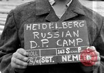 Image of Russian Displaced Persons Camp Heidelberg Germany, 1945, second 2 stock footage video 65675056140