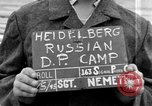 Image of Russian Displaced Persons Camp Heidelberg Germany, 1945, second 4 stock footage video 65675056140