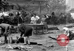 Image of Russian Displaced Persons Camp Heidelberg Germany, 1945, second 9 stock footage video 65675056141