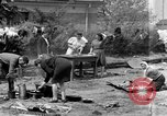 Image of Russian Displaced Persons Camp Heidelberg Germany, 1945, second 11 stock footage video 65675056141