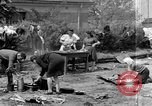Image of Russian Displaced Persons Camp Heidelberg Germany, 1945, second 12 stock footage video 65675056141