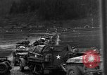 Image of armored vehicles Hatzenport Germany, 1945, second 6 stock footage video 65675056142