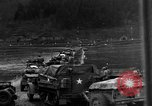 Image of armored vehicles Hatzenport Germany, 1945, second 8 stock footage video 65675056142