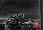 Image of armored vehicles Hatzenport Germany, 1945, second 9 stock footage video 65675056142