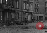 Image of street fighting Koblenz Germany, 1945, second 6 stock footage video 65675056145