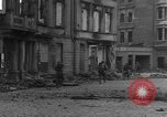 Image of street fighting Koblenz Germany, 1945, second 8 stock footage video 65675056145