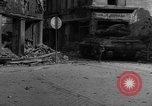 Image of street fighting Koblenz Germany, 1945, second 5 stock footage video 65675056147