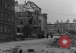Image of street fighting Koblenz Germany, 1945, second 5 stock footage video 65675056148