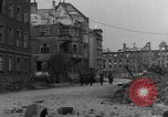 Image of street fighting Koblenz Germany, 1945, second 6 stock footage video 65675056148