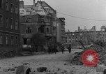 Image of street fighting Koblenz Germany, 1945, second 8 stock footage video 65675056148