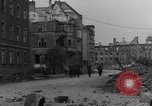 Image of street fighting Koblenz Germany, 1945, second 9 stock footage video 65675056148