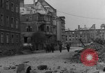 Image of street fighting Koblenz Germany, 1945, second 10 stock footage video 65675056148