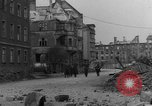 Image of street fighting Koblenz Germany, 1945, second 11 stock footage video 65675056148